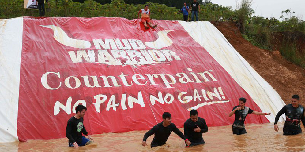 MUD WARRIOR SENTUL