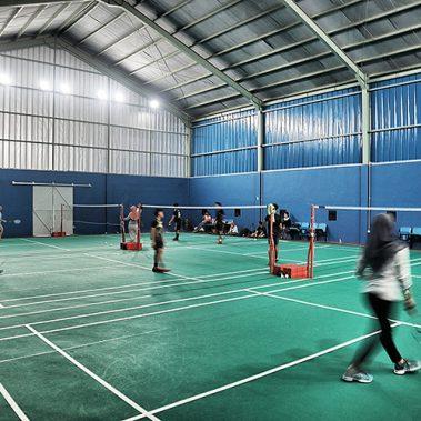 jos arena badminton hall